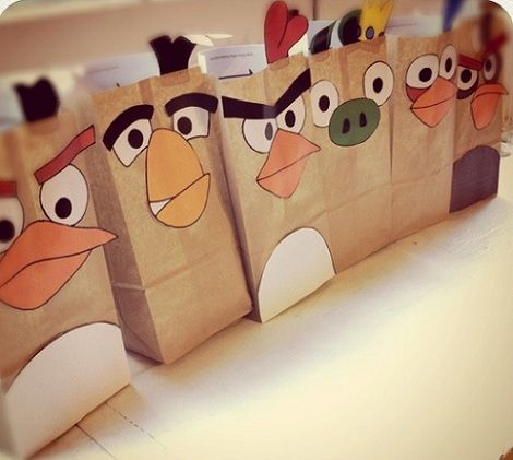 ideas para tus bolsas de chuches caseras