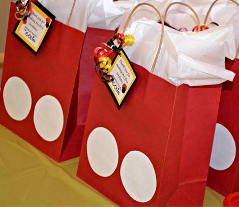 5 ideas originales para hacer bolsitas de cumple caseras - Decoracion cumpleanos infantiles manualidades ...
