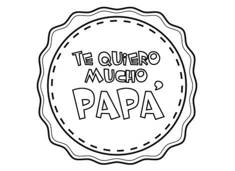 dibujos dia del padre
