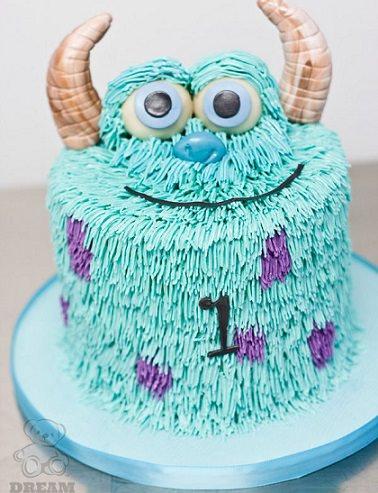 pastel de monstruos sa